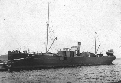 The Pickford and Black steam ship